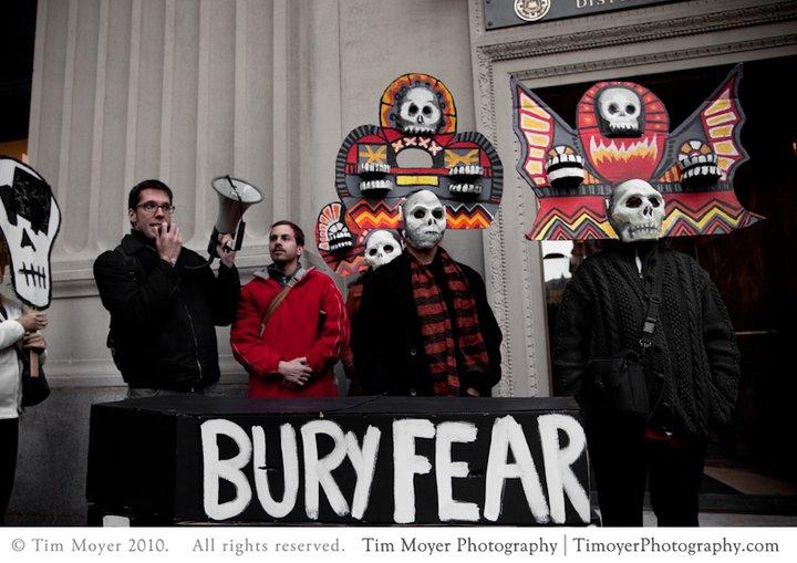 Bury_fear